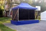 Mobilní pódia, zastřešení a stany na prodej