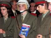 Křest knihy a vernisáž výstavy Listopad 1989