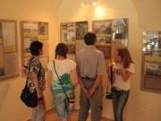 Informační centrum - stálá expozice Kounovských kamenných řad Kounov