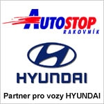 AUTOSTOP, Rakovnk - partner pro vozy Hyundai