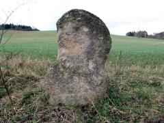 Kamenná panna u Kokrd