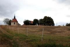 Mohutný hrad Dřevíč
