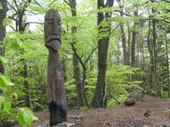 Velíz - posvátná hora boha pastýřů Velese