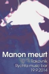 Manon Meurt pokřtí svoji první desku