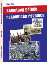 Pozvánka na křest nové knihy Sametový příběh rakovnické revoluce
