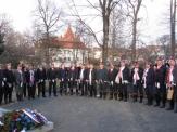Víkendové oslavy výročí T. G. Masaryka přinesly bohatý kulturní program