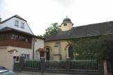 Synagoga a Rabasova galerie