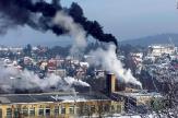 Kouř z komína prádelny firmy Triton pobuřuje rakovnické občany