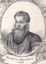 Crinitus David z Hlavačova