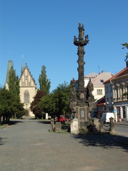 Mariansky Sloup
