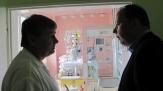 Nemocnice přivítala návštěvu z ministerstva
