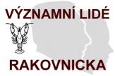 Osobnosti Rakovnicka - abecední seznam