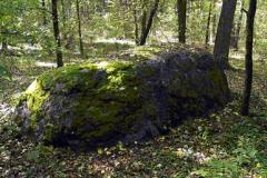 Tajemný Čertův kámen u Krt