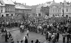 Fotogalerie - Listopad 1989 na Rakovnicku