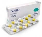Osmou obětí prasečí chřipky je žena, které byl podáván lék Tamiflu