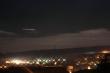 Podvečer zatmění Měsíce v Rakovníku